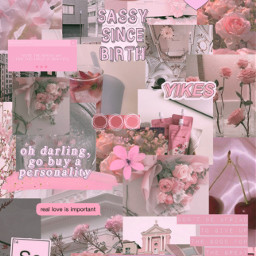 freetoedit pink lookscreen wallpaper