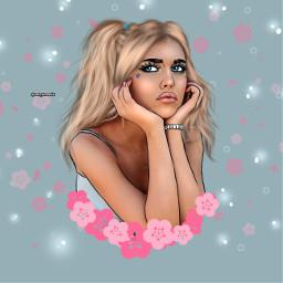 flowers beautifulgirl beautifuledit lorenmystory lorengrayedits