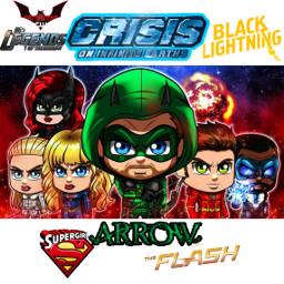 arrowverse arrowcw cw cwarrow cwtheflash dclegendsoftomorrow dccomics freetoedit
