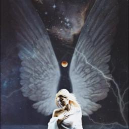 editbyme starrysky moon luna angel
