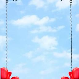 martyr invitations card tulip cloud