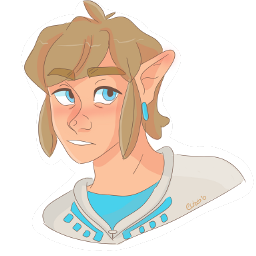stickerart sticker link skywardsword loz freetoedit