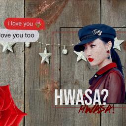 freetoedit hyejin mamamoo hwasa
