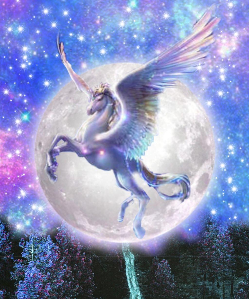 Moon&horse