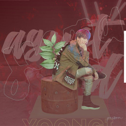 minyoongi yoogi yonnie suga bts freetoedit