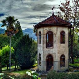 asturias hdr photography building landscape freetoedit