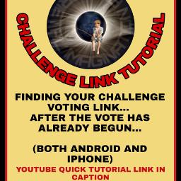 howto challengevote challengelinks votinglinks remixofremix