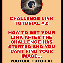 howto challengelinks votinglink video youtube