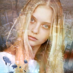 freetoedit doubleexposure surreal picsarteffects lighteffect