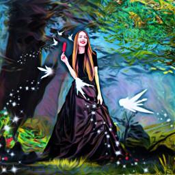 freetoedit fantasyart fantasy makebelieve imagination ircsummersmile
