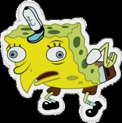 spongebob meme spongebobmeme freetoedit
