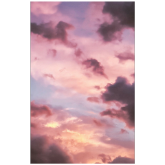 clouds sunset pink aesthetic tumbler freetoedit