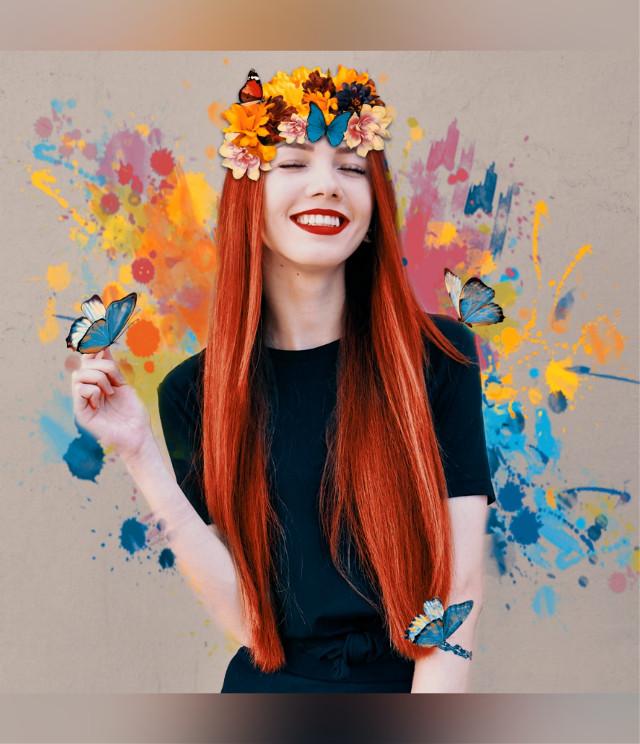 #ircsummersmile #summersmile #smile #artisticportrait #stickers #edited #clonetool #madewithpicsart Image from @heliacal_star