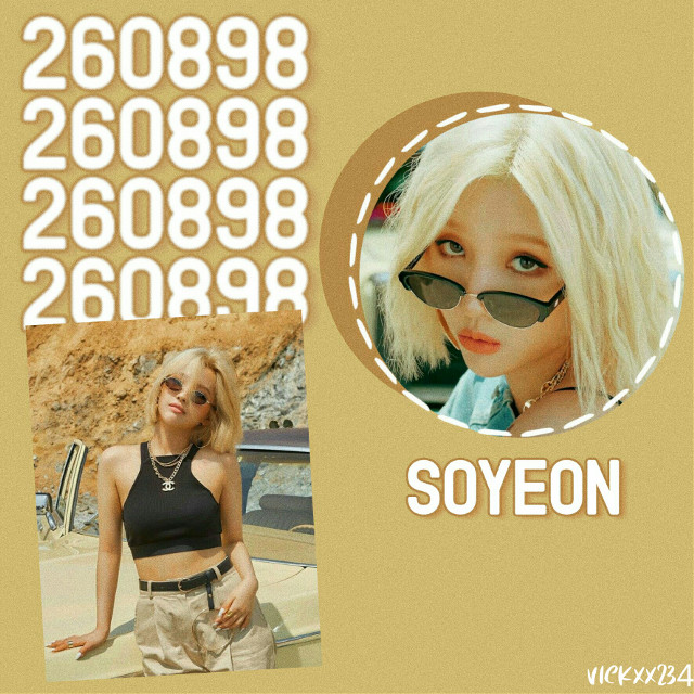 Happy Soyeon day💖 #gidle #soyeon #happysoyeonday #edit #kpop  #freetoedit