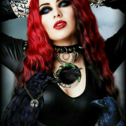 freetoedit woman blackbirds blackbird hole irccoffee