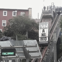 photography urban funicular urbanart courage
