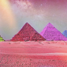 freetoedit egypt piramides hue colors ectraveltheworld