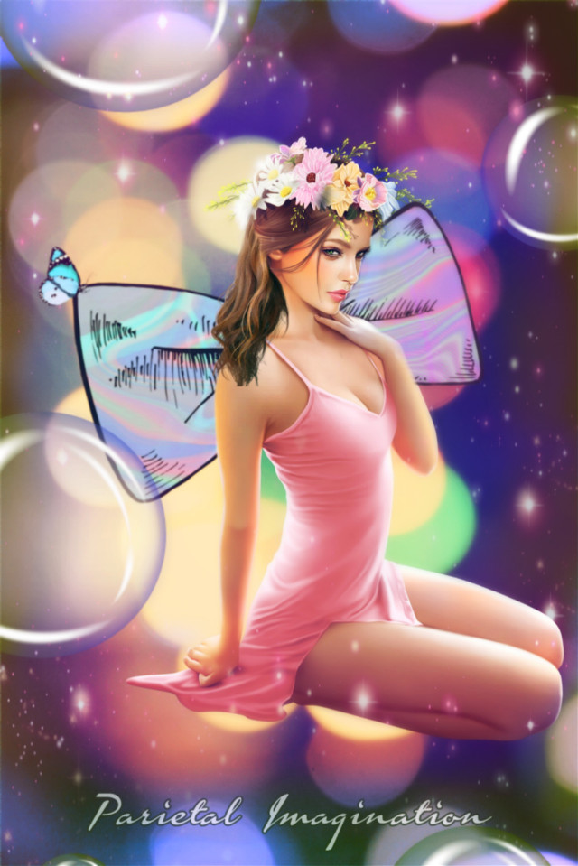 (Not in the vote 😘) Edit by: Parietal Imagination Art  @pa NON-CHALLENGE  #fairy #magic #freetoeditgallery #bowtie #wings #bubbles #hue #fx #magixfx #blur #mask #madewithpicsart #parietalimagination #vip #freetoedit  💗💗💗💗💗