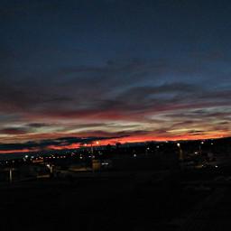 freetoedit citylife cielo cielomagico cielonaranja