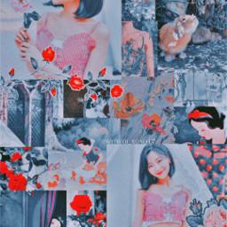 sujeong ryusujeong lovelyz kpop snowwhite freetoedit
