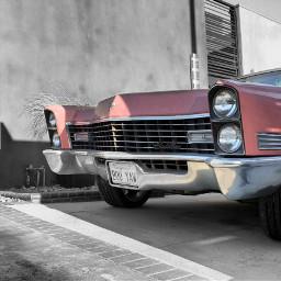 pink pinkcadillac cadillac classic classiccar