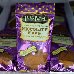 september backtoschool chocolatefrog trolley harrypotter freetoedit
