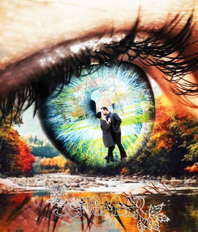 #ircseptembershere #septemberhere #freetoedit #eyes #couple #kissingcouple #madewithpicsart #autumn #september #illusion Link to vote https://picsart.com/i/305118795464201?challenge_id=5d69142750da6a3ce957b653