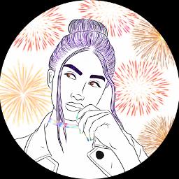 freetiedit galaxy party prettygirl fireworks freetoedit
