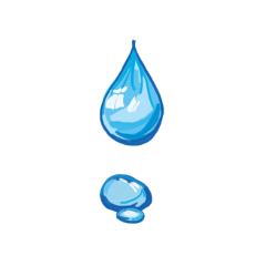 freetoedit waterdrop