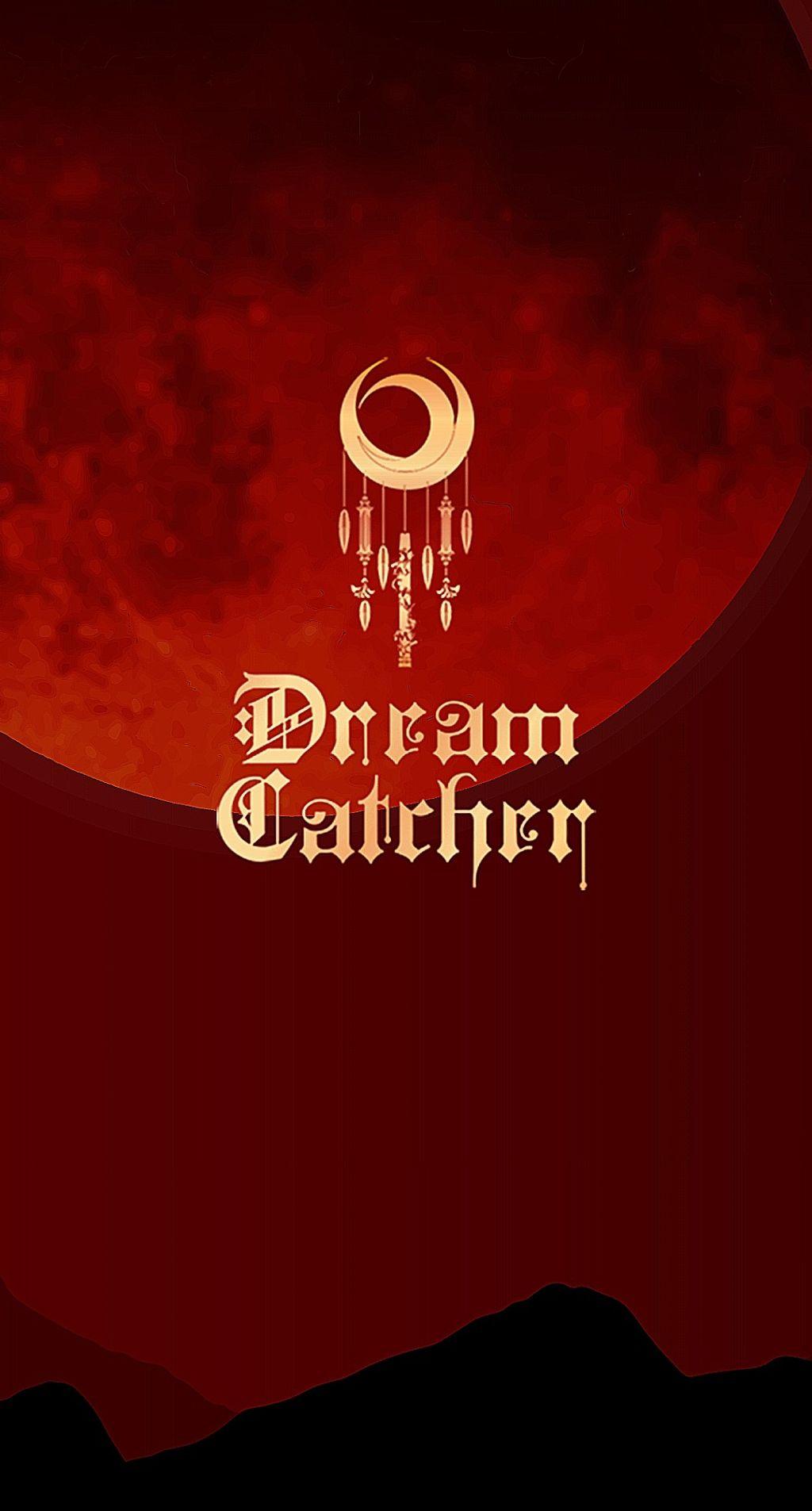 #freetoedit #red #kpop #dreamcatcherkpop #Halloween  #witch #moon #walllpaper #aesthetic #redaesthetic