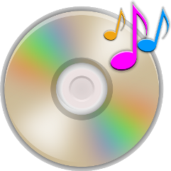 cd compact music i♡music player freetoedit
