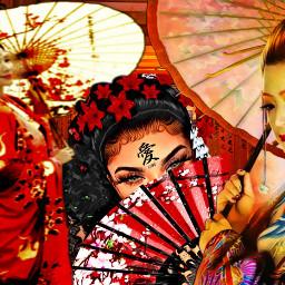 love geisha freetoedit