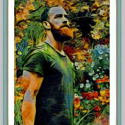 freetoedit ircintonature natur paintingeffect garden