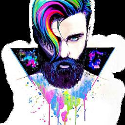 freetoedit scbeard beard