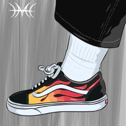 freetoedit vans oldschool shoes street