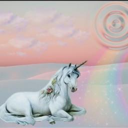 freetoedit unicorn pastello ircpastelremix pastelremix