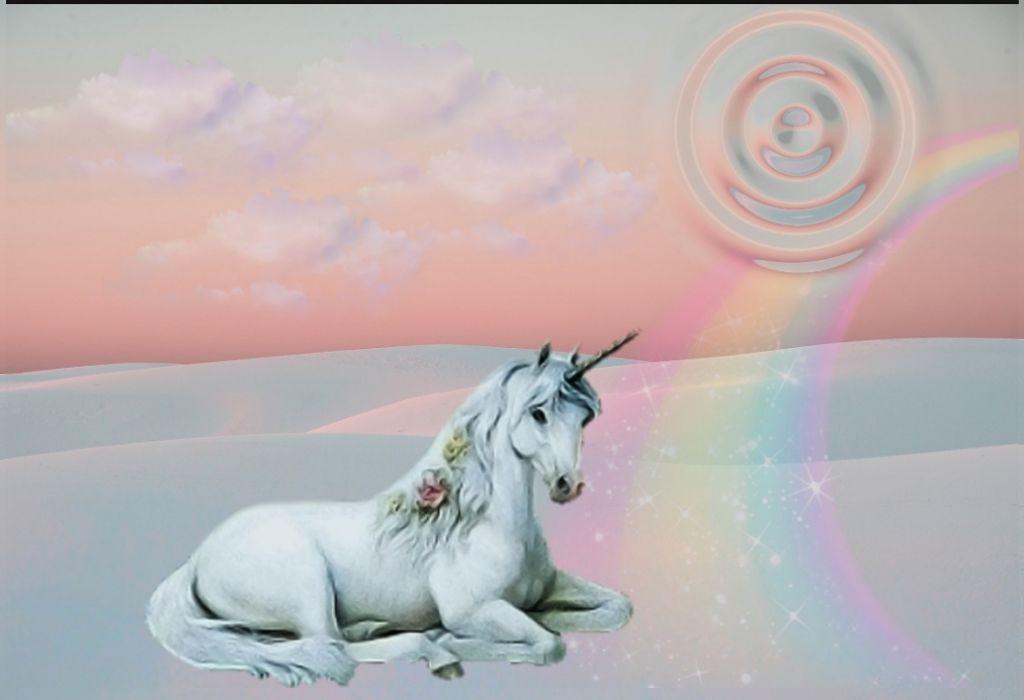 #freetoedit #unicorn #pastello ❤️🦄