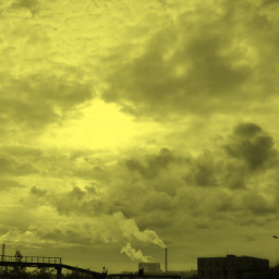 freetoedit clouds town sky fotography