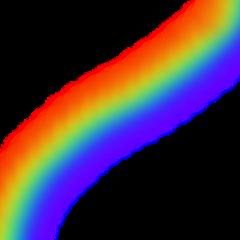 rainbow rain freetoedit