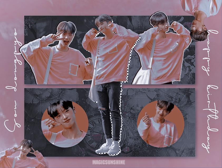 Happy birthday (late) Dongpyo        #kpop #kpopedit #kpopidol #idol #x1 #dongpyo #sondongpyo #oneit #freetoedit   © | woochans [deviantart]