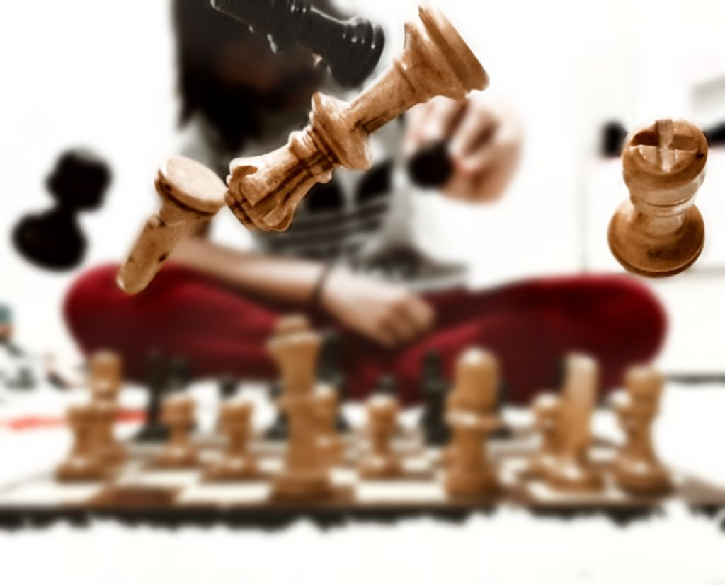 #freetoedit #photography #chess #blureffect #illustration #edit