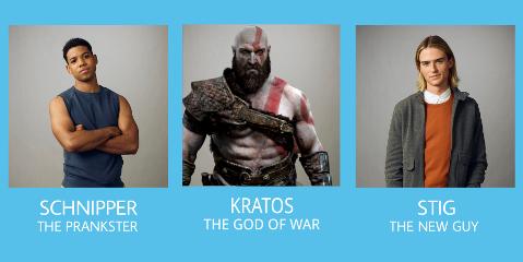 kratos kratoslife freetoedit ectallgirlyearbookquote tallgirlyearbookquote
