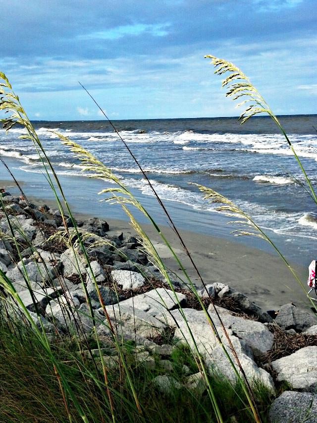 #freetoedit #ocean #beach #atlantic #atlanticocean #jekyllisland #seaoats #waves #nature #naturelover #outdoors #happiness #waves #adventure #travel #vacation