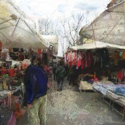 freetoedit painting mercato