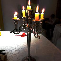 candels wedding work
