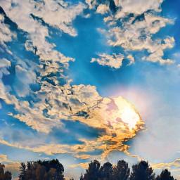 freetoedit sunshine cloudscape winchesterva