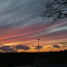 naturelover naturephotography sunset sunsetlovers sunsetsilhouette