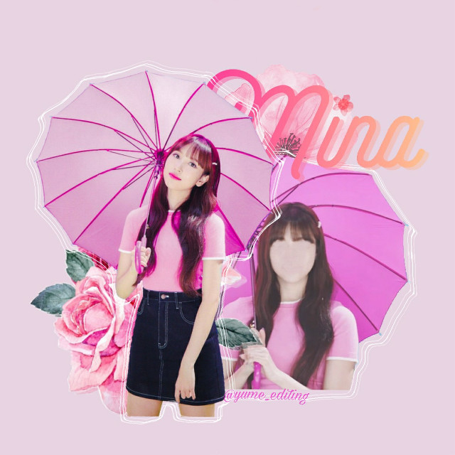 Twice  Mina#freetoedit #twice #twiceedit #twicemina #mina #kpop #kpopedit