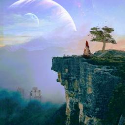 freetoedit picsart myedit surreal planetearth
