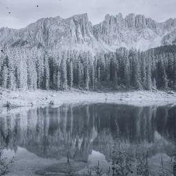freetoedit landscape mountains mountain water scene scenery